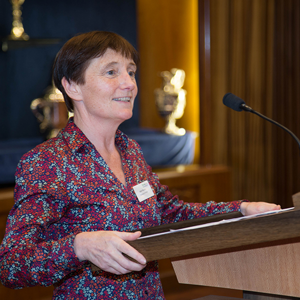 Kath Moore, Managing Director of WiC