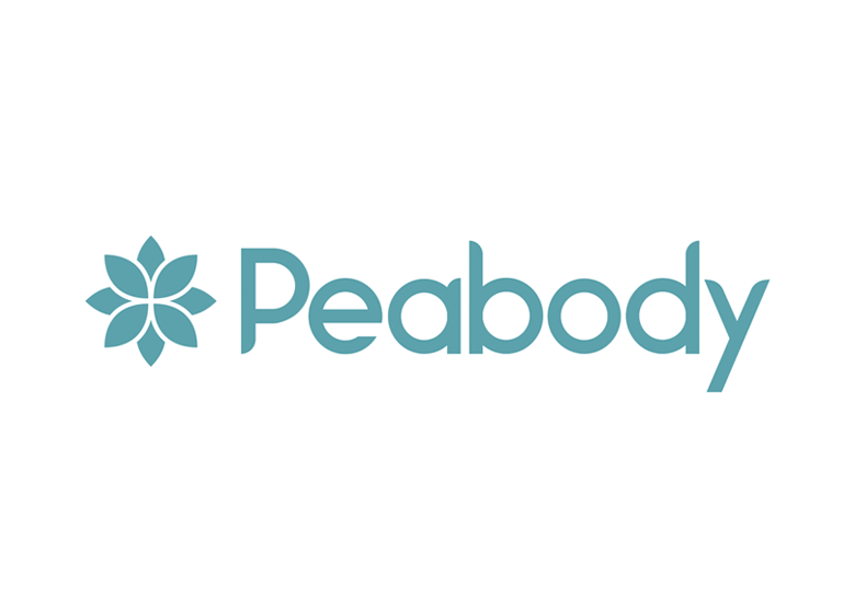 Peabody housing association logo