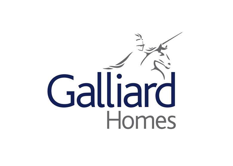 Galliard Homes logo - residential property developer