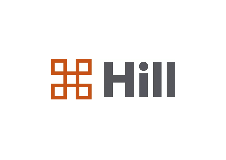 Hill house builder logo