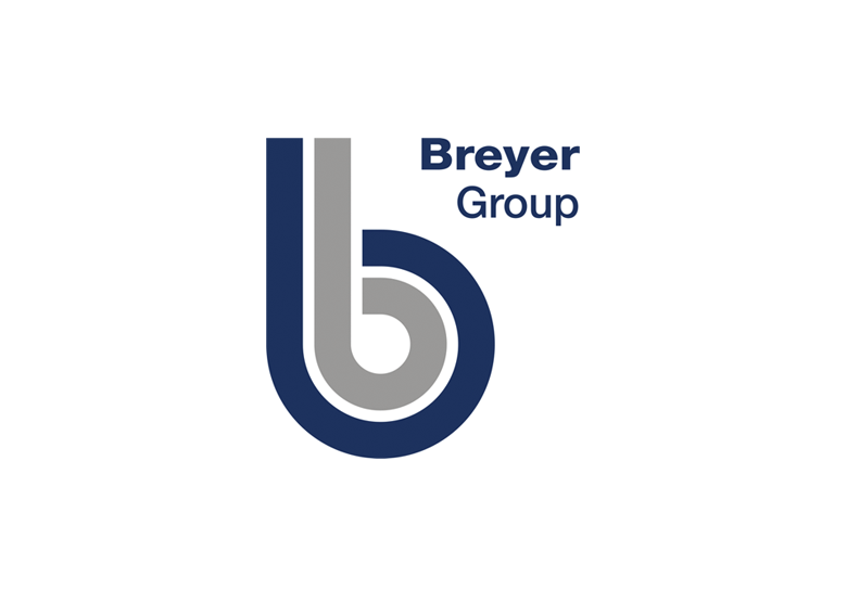 Breyer Group logo - construction company