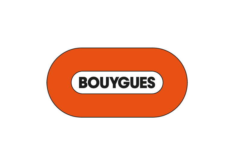 Bouygues construction company logo