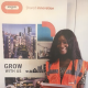 Mary working at Bouygues